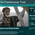 Capture Kate BBC Frankincense trail