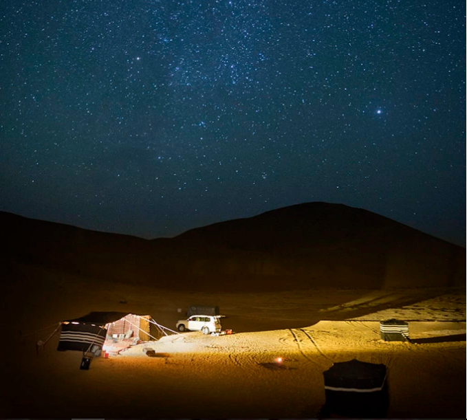 Oliver Smith, The Omani Empty Quarter, Lonely Planet Traveller Magazine